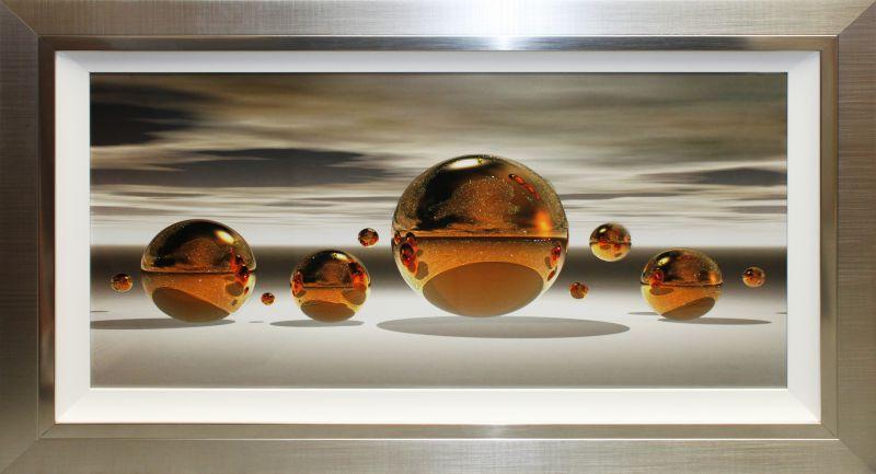 Tableaux art liquide abstrait et conceptuel - Systeme pour accrocher des tableaux ...